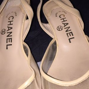 Chanel Vintage Shoe